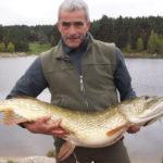 La pêche au brochet